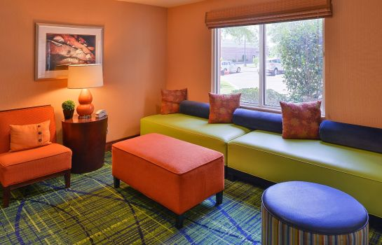 Hotelhalle Fairfield Inn & Suites Charleston North/University Area