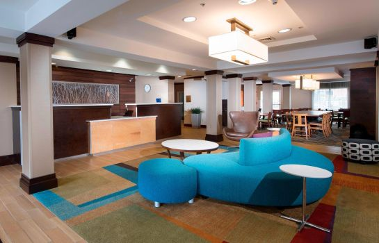 Hotelhal Fairfield Inn & Suites Charleston North/University Area