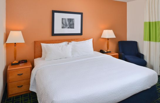 Zimmer Fairfield Inn & Suites Charleston North/University Area