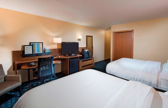 Kamers Fairfield Inn & Suites Charleston North/University Area