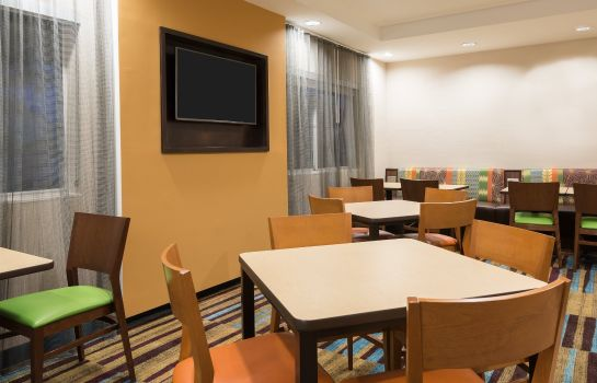 Hotelhalle Fairfield Inn & Suites Mobile