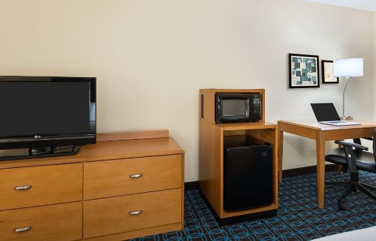 Zimmer Fairfield Inn & Suites Mobile