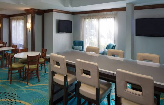 Hotelhalle SpringHill Suites Tampa Westshore Airport