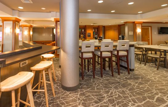Lobby SpringHill Suites Tampa Westshore Airport