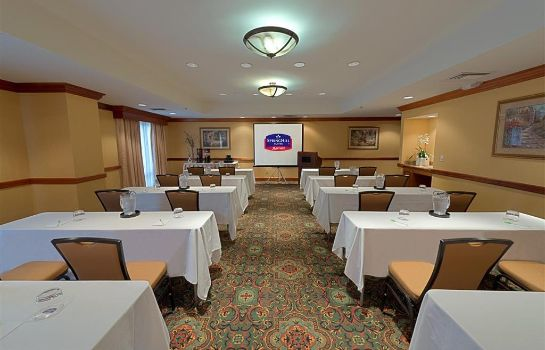 Conference room SpringHill Suites Tampa Westshore Airport