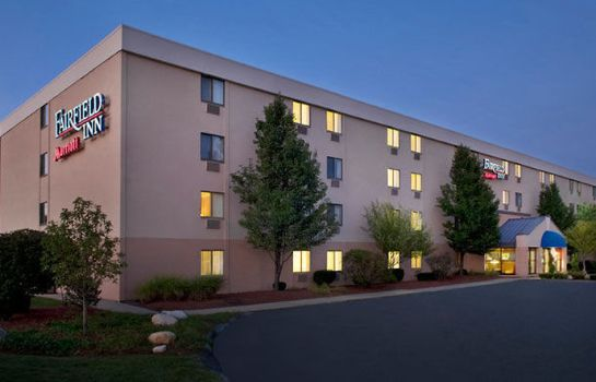 Vista exterior Fairfield Inn Manchester-Boston Regional Airport
