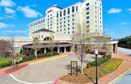 Außenansicht Spartanburg Marriott