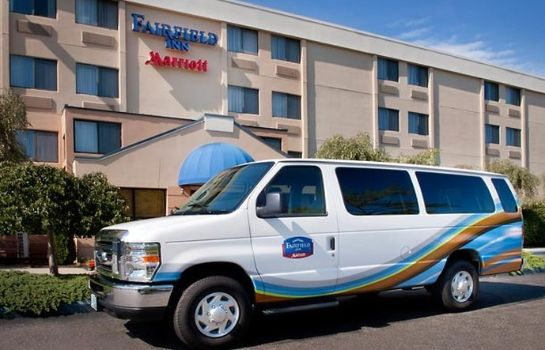 Info Fairfield Inn Manchester-Boston Regional Airport