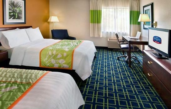 Habitación Fairfield Inn Manchester-Boston Regional Airport