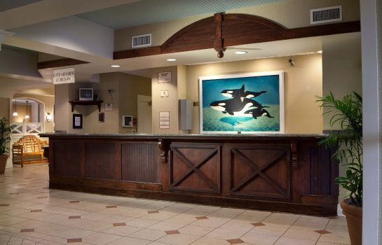 Hotelhalle Residence Inn Orlando at SeaWorld®