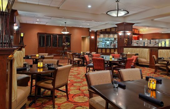 Restaurant Spartanburg Marriott