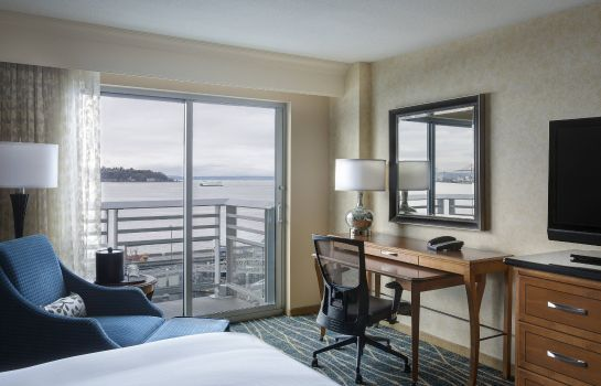 Zimmer Seattle Marriott Waterfront