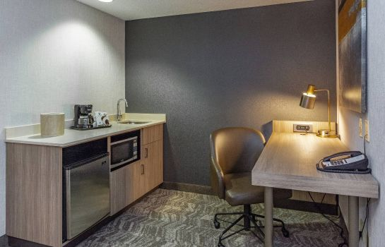 Suite SpringHill Suites Anchorage Midtown