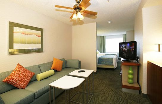 Zimmer SpringHill Suites Anchorage Midtown