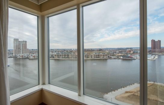 Kamers Baltimore Marriott Waterfront