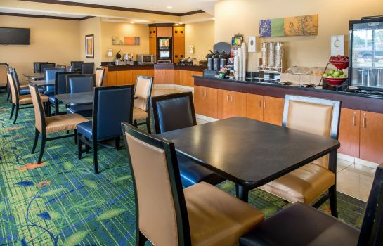 Restaurant Fairfield Inn & Suites Canton