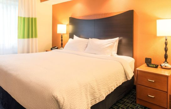 Zimmer Fairfield Inn & Suites Canton