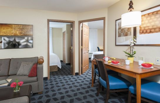 Suite TownePlace Suites Indianapolis Keystone