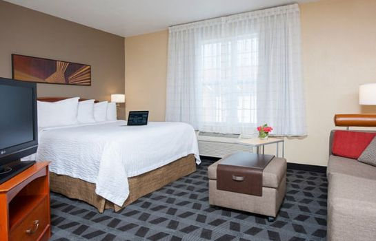 Room TownePlace Suites Indianapolis Keystone