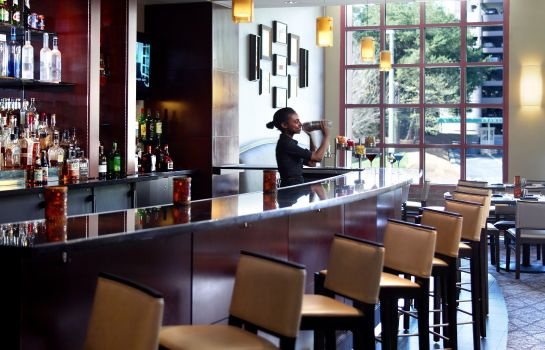 Hotel-Bar Atlanta Marriott Suites Midtown