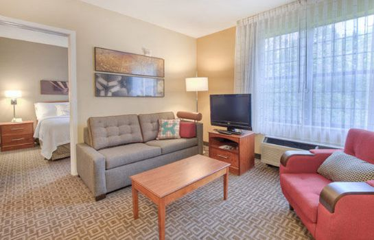 Room TownePlace Suites Charlotte University Research Park