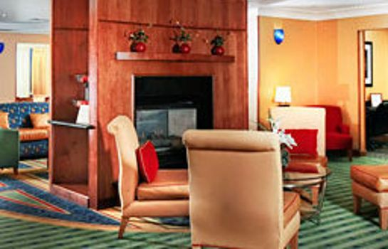 Hol hotelowy STUDIOS AND SUITES 4 LESS-CHESAPEAKE