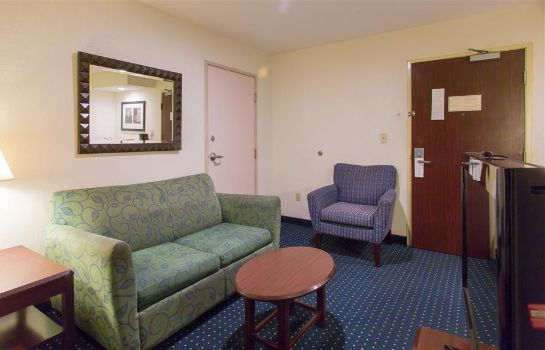 Chambre STUDIOS AND SUITES 4 LESS-CHESAPEAKE