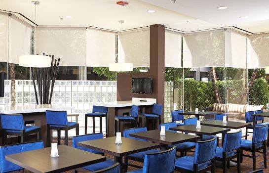 Restaurant Courtyard Los Angeles LAX/Century Boulevard