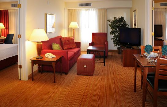 Suite Residence Inn Colorado Springs North/Air Force Academy