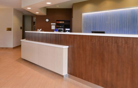 Hotelhalle Fairfield Inn Orlando Airport
