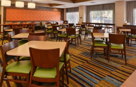 Restaurant Fairfield Inn Orlando Airport