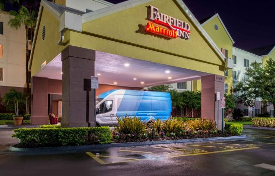 Info Fairfield Inn Orlando Airport