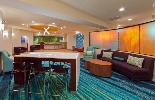 Hotelhalle SpringHill Suites Denver North/Westminster