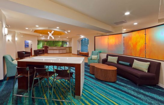 Hol hotelowy SpringHill Suites Denver North/Westminster