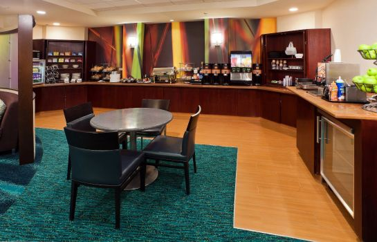 Restaurant SpringHill Suites Denver North/Westminster