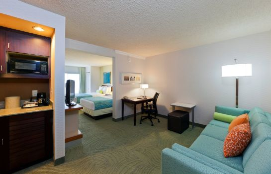 Suite SpringHill Suites Denver North/Westminster