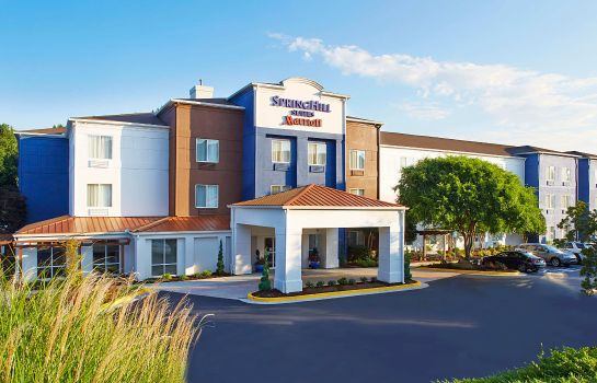 Exterior view SpringHill Suites Atlanta Six Flags