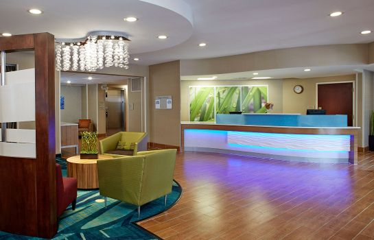 Hotelhalle SpringHill Suites Atlanta Six Flags
