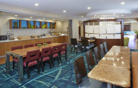 Restaurante SpringHill Suites Atlanta Six Flags