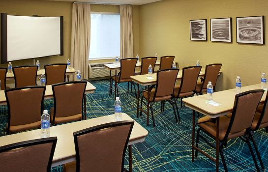 Conference room SpringHill Suites Atlanta Six Flags