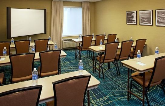Sala de reuniones SpringHill Suites Atlanta Six Flags