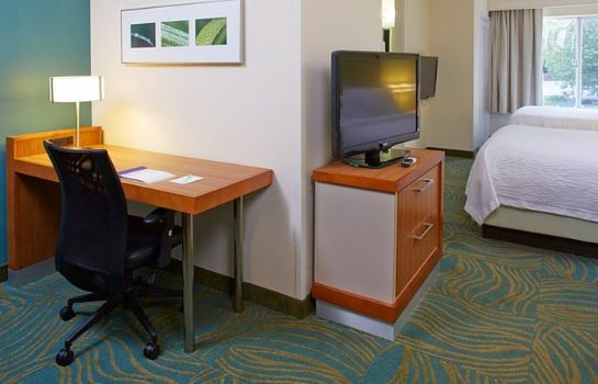 Habitación SpringHill Suites Atlanta Six Flags