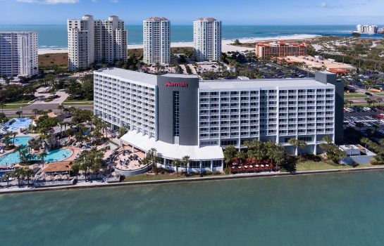 Außenansicht Clearwater Beach Marriott Suites on Sand Key