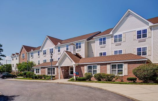 Exterior view TownePlace Suites Manchester-Boston Regional Airport