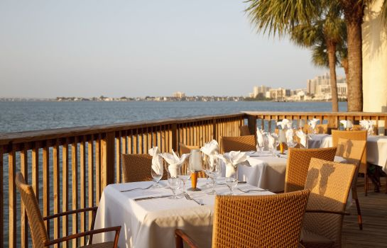 Restaurant Clearwater Beach Marriott Suites on Sand Key