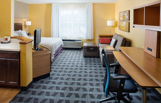Suite TownePlace Suites Manchester-Boston Regional Airport