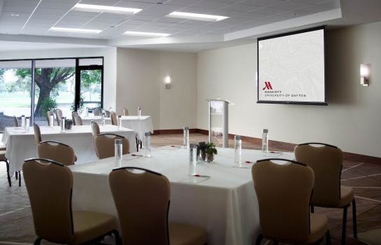 Conference room Marriott at the University of Dayton
