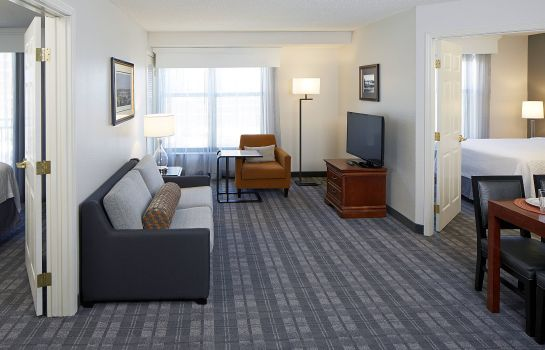 Suite Residence Inn Minneapolis Downtown at The Depot