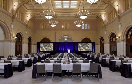 Sala congressi Residence Inn Minneapolis Downtown at The Depot