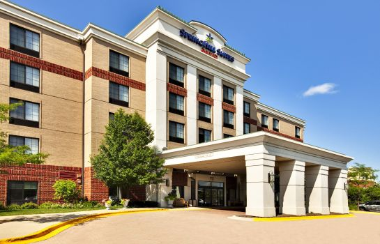 Vista exterior SpringHill Suites Chicago Schaumburg/Woodfield Mall